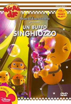 Rolie Polie Olie Un buffo singhiozzo