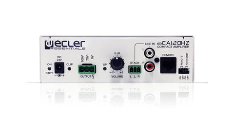 ecler  eCA120HZ High Impedance Micro-amplifier