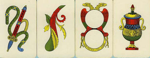 Napolitain Playing Cards