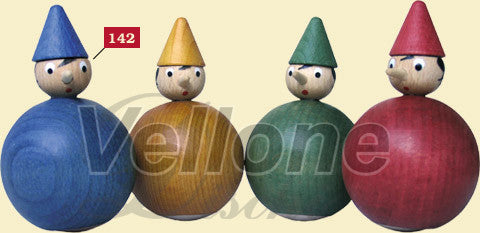Pinocchio Paper weight (Green)