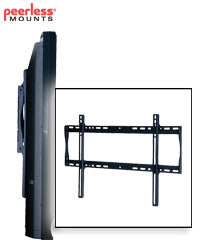 "Universal Flat Wall Mount For 32"" to 56"" Flat Panel Screens"