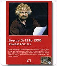Beppe Grillo - Incantesimi 2006