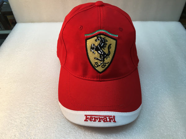 Ferrari Cap Red
