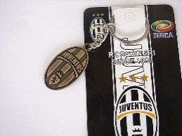 Juventus Key Chain