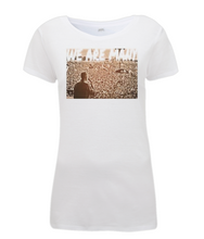 "Women's Regular Fitted T-shirt ""We Are Many"""