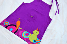 Adults' Brightly Coloured Festival Tunic Tops with Carrot and Rabbit Motif