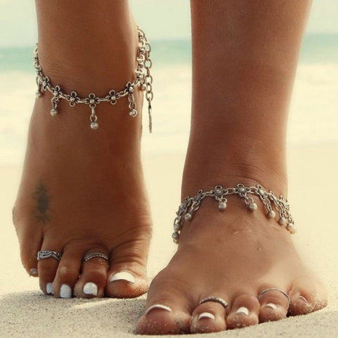 Kaylee Anklet by Urban Necklace