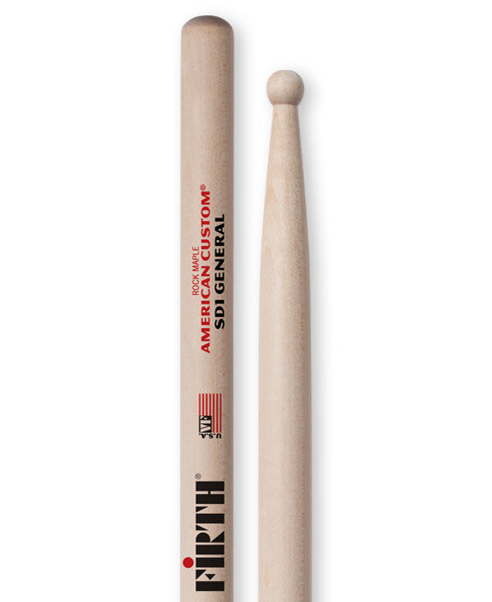 Vic Firth SD1 General drum sticks, pr.