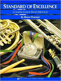 Standard Of Excellence Book 2 Drums & Mallet Percussion