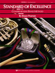 Standard of Excellence Book 1 - Alto Clarinet