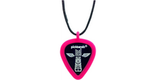 Pickbandz Pick-Holding Pendant/Necklace Hollywood Pink