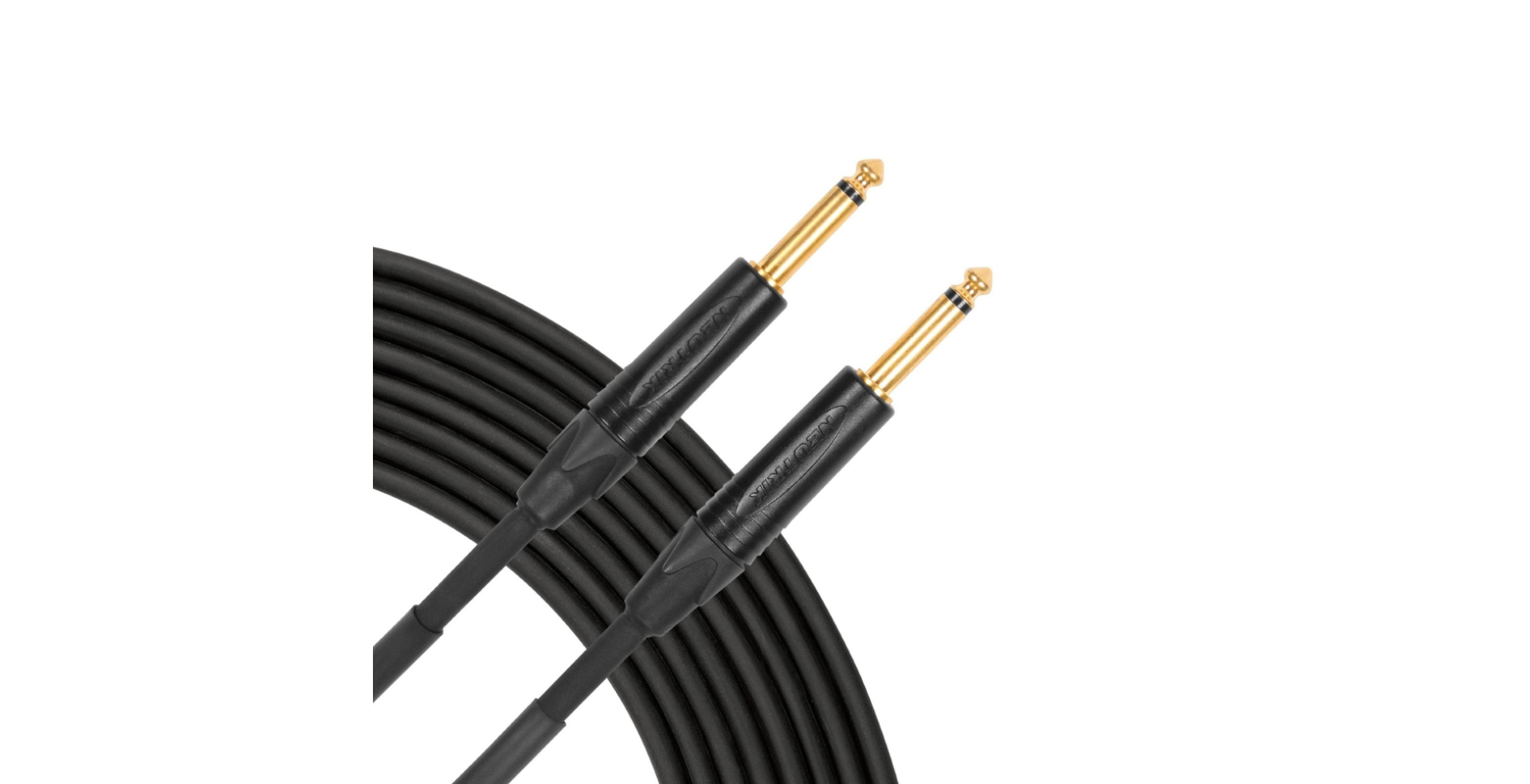 """LiveWire Elite Series Instrument Cable, 1/4"""" Straight-Straight, 10 Foot"""