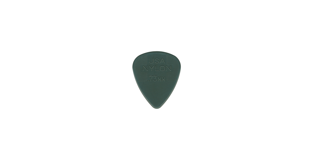 Dunlop Nylon Standard Guitar Pick .73 mm 1 Dozen