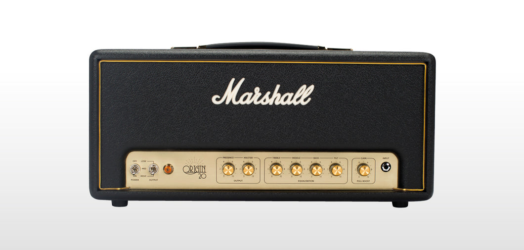 Marshall Origin 20 Head w/FX Loop and Boost