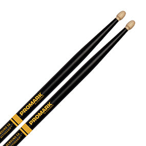 Promark Rebound 5A Active Grip Drum Sticks, Wood Tip, Pr.