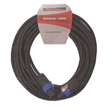 StagePro 50' Speaker Cable. 14ga., Speakon-Speakon
