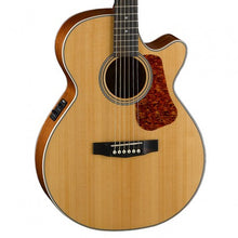 Cort L100F-NS Acoustic/Electric Guitar
