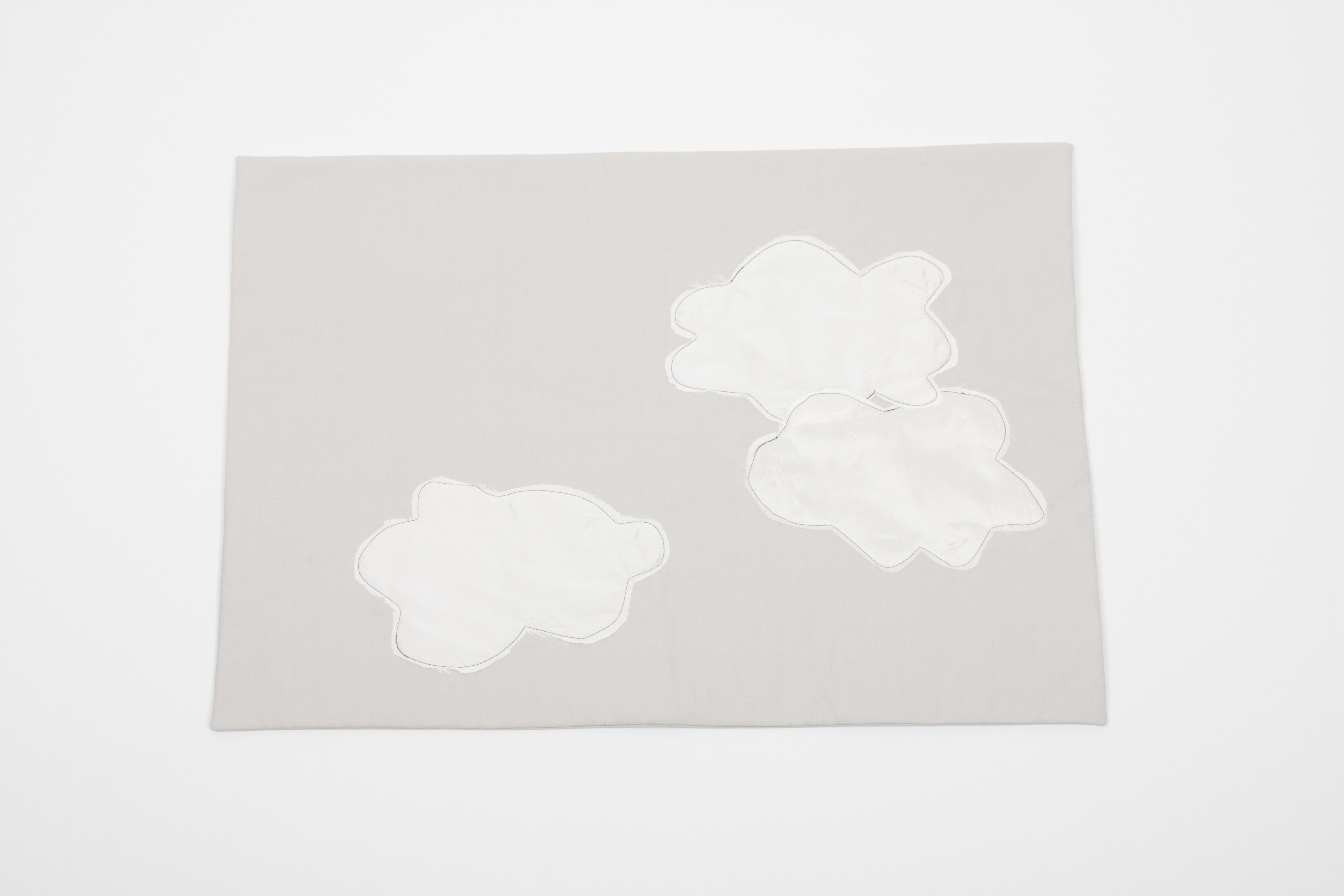 cloudy - set of 3