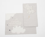 stormy cloud - set of 2