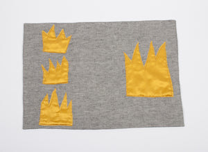 crowns - set of 2