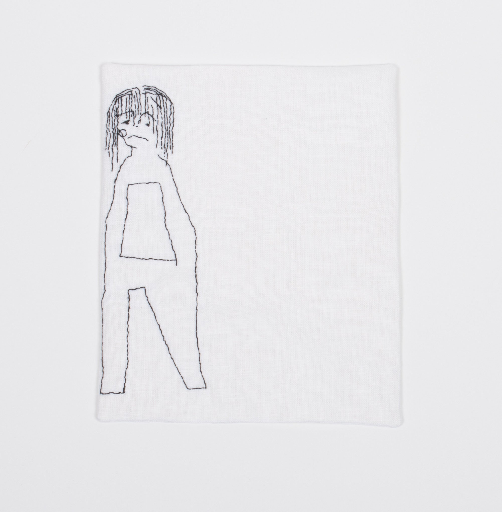 hand embroidered characters and flash - sold individually
