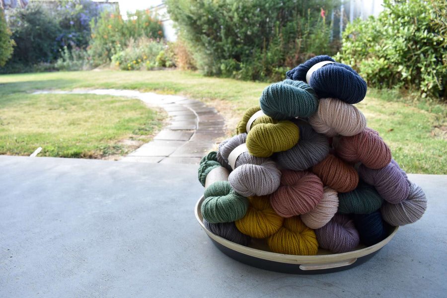New to Hand-Dyed Yarn: How to optimise your experience with hand-dyed skeins