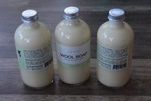Twig & Horn Wool Soap - Lemongrass Scent