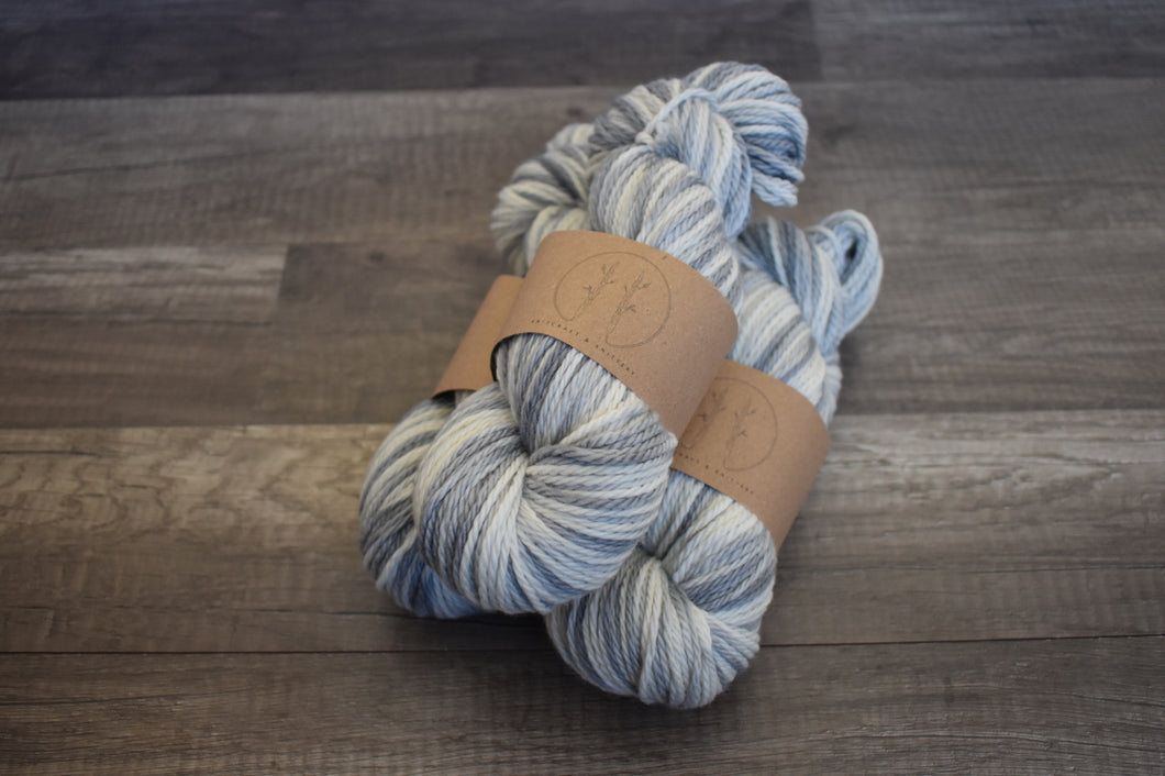 Silver Fox - 10 ply Aran/Worsted
