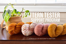 Pattern Tester Support Program