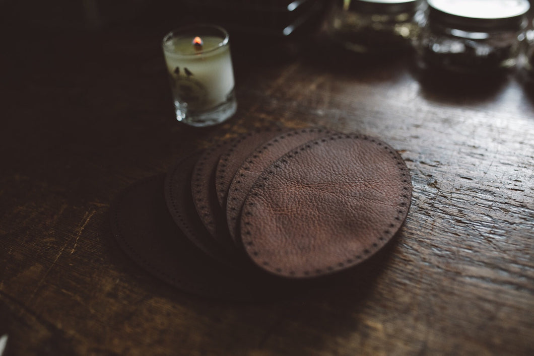 Purl & Hank Leather Elbow Patches