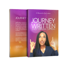 Journey Written Memoir & Guided Journal | Book of Faith