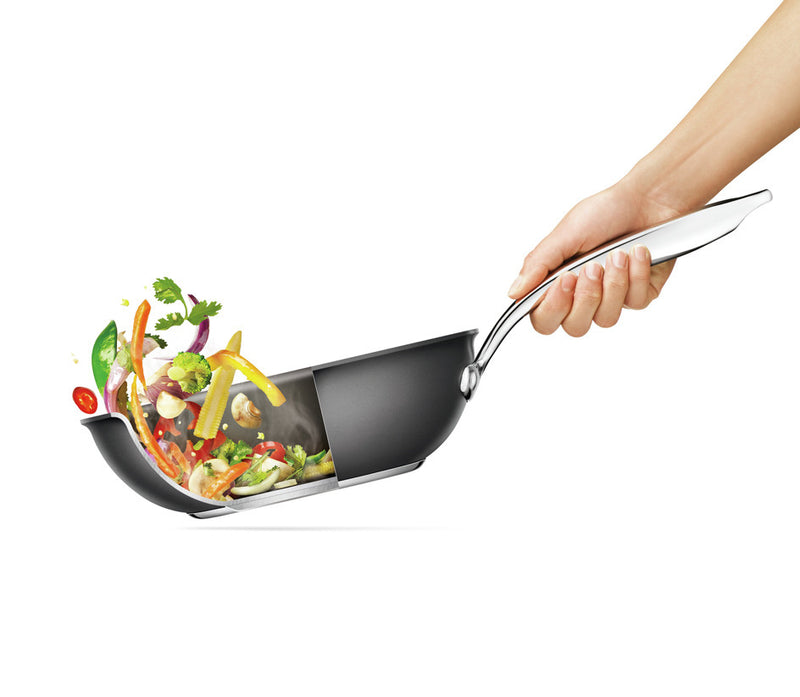 "Thermal Pro™ Hard Anodized 10"" Stir Fry Pan"