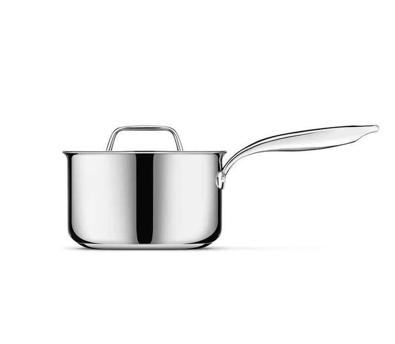 Thermal Pro™ Clad Stainless Steel Covered 3qt Saucepan