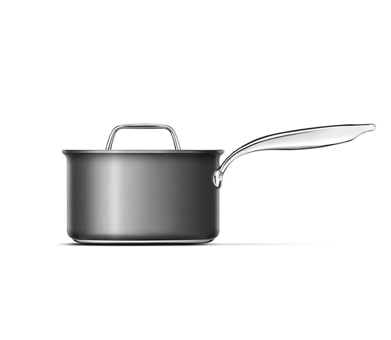 Thermal Pro™ Hard Anodized Covered 3qt Saucepan