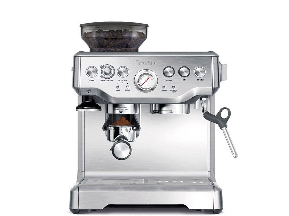 Breville Coffee Maker Uob : the Barista Express Breville BES870XL