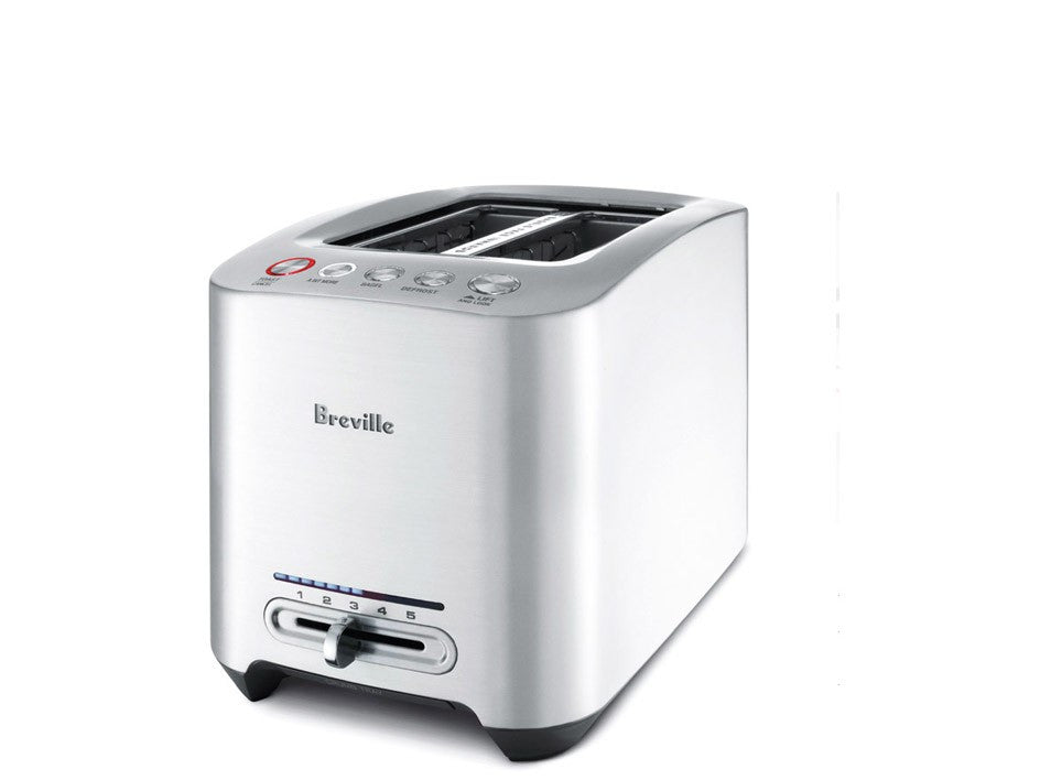 Die Cast 2 Slice Smart Toaster™ – Breville