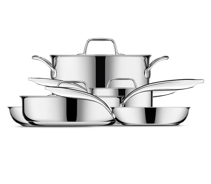 Thermal Pro™ Clad Stainless 10-Piece Cookware