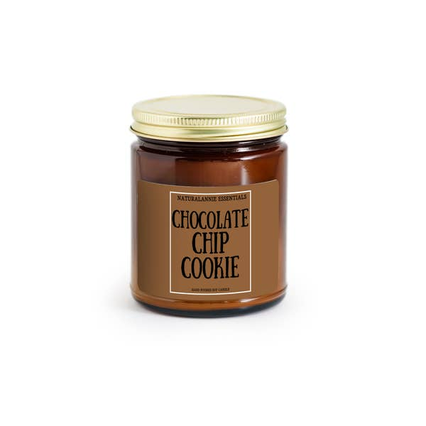 Chocolate Chip Cookies Natural Soy Candle