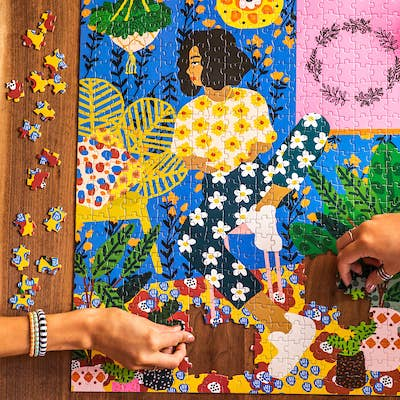 Just chillin jigsaw puzzle