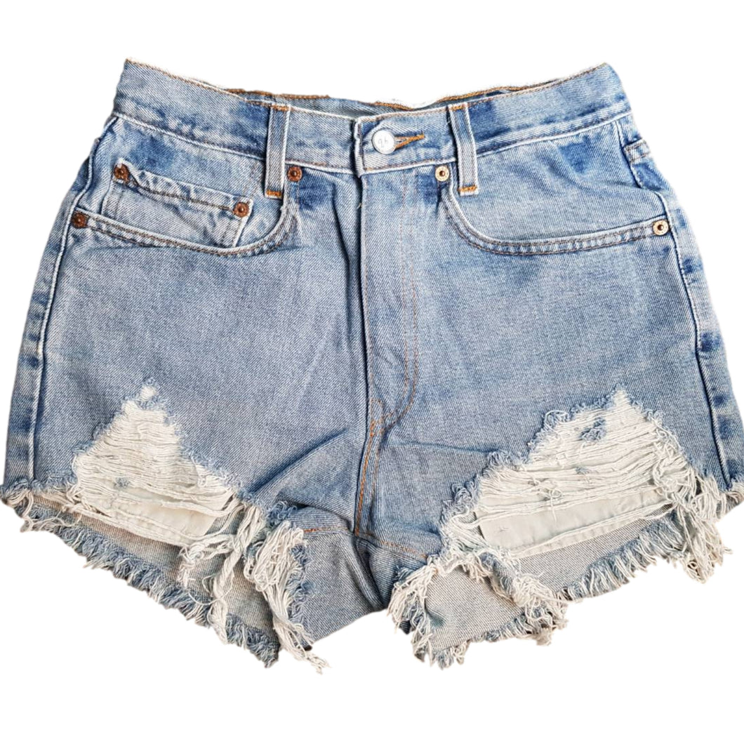 Upcycled Vintage Levi Shorts