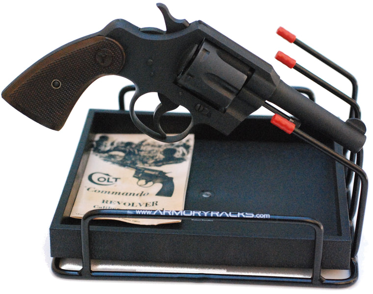 U.S. World War II Colt Commando Revolver
