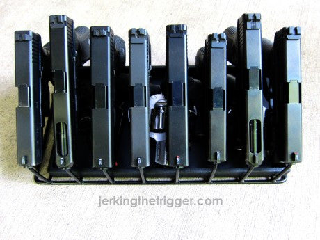Jerking the Trigger - Review: Armory Rack (8 Gun)