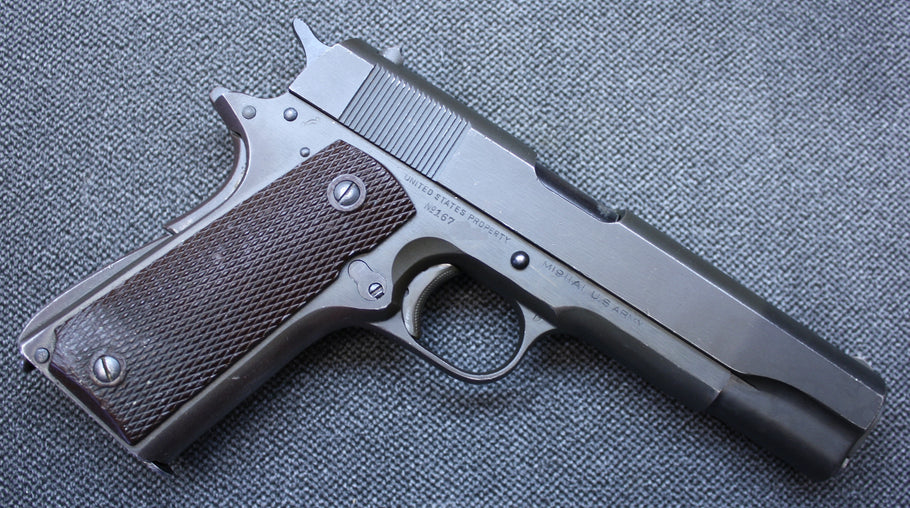 CMP M1911A1 – The Luck of the Draw