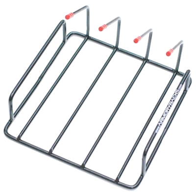4 Gun Armory Rack - Scratch & Dent (Comes with Tray) - RJK Ventures Guns Shooting Accessories