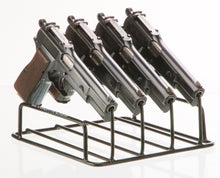 4 Gun Armory Rack for Handguns - RJK Ventures Guns Shooting Accessories