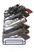8 Gun Armory Rack for Handguns - RJK Ventures Guns Shooting Accessories