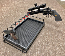 8 Gun Armory Rack for Handguns