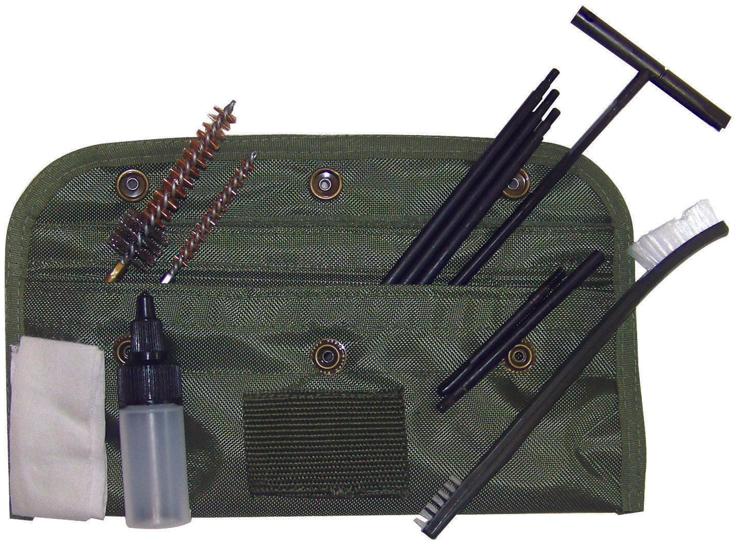 Gun Cleaning Kit - AR15, M4, M16, & AK/AKM AK47 style rifles - RJK Ventures Guns Shooting Accessories