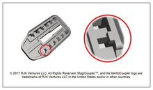 AK/AKM - MAG|Coupler™ - Scratch & Dent - RJK Ventures Guns Shooting Accessories