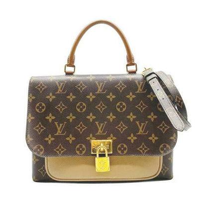 Louis Vuitton Marignan Brown Monogram Canvas Cross Body Bag